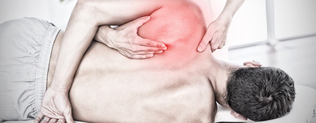 Physiotherapy can help relieve chronic back pain